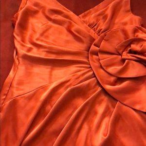 Maxandcleo Satin Cocktail Dress